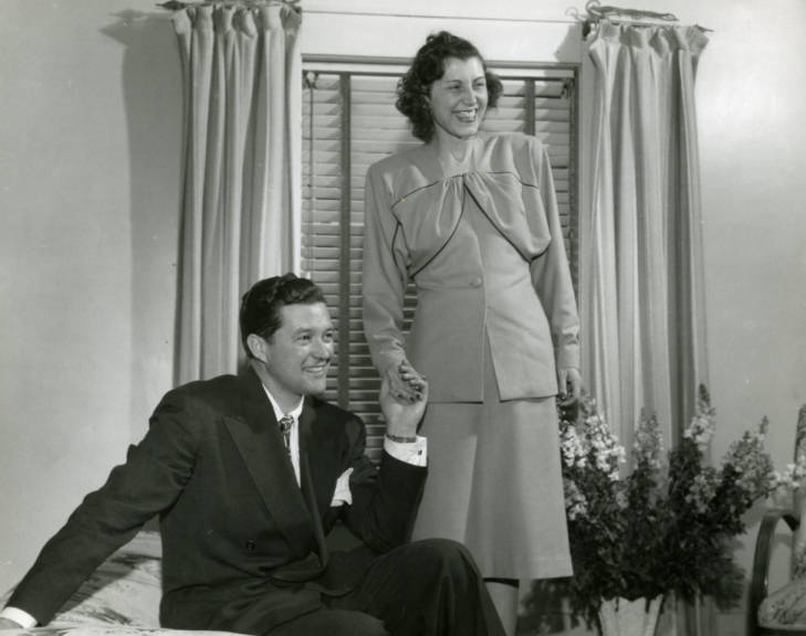 Mr And Mrs Dennis Morgan Stanley Morner And Lillian Vedder Carroll Photograph Collection Carroll University Archives